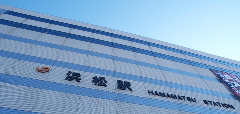 浜松駅ターミナル